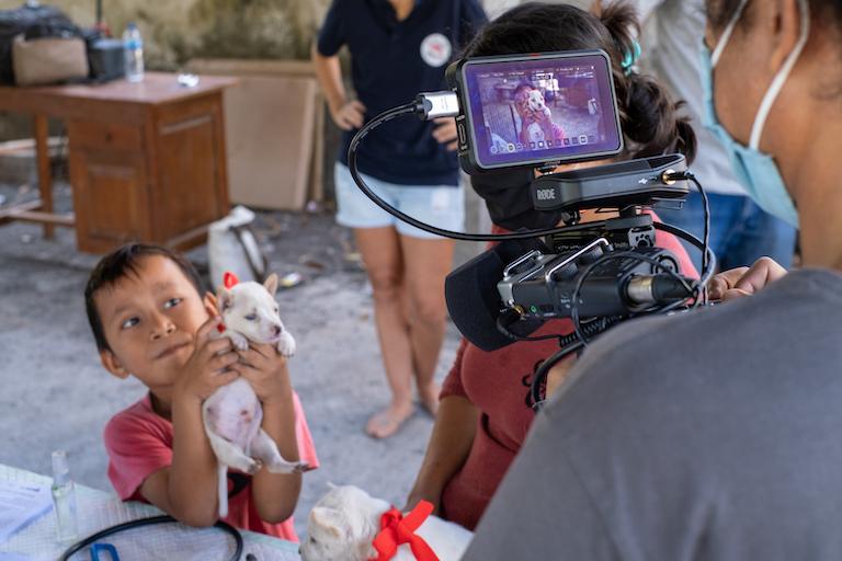 NGO video production